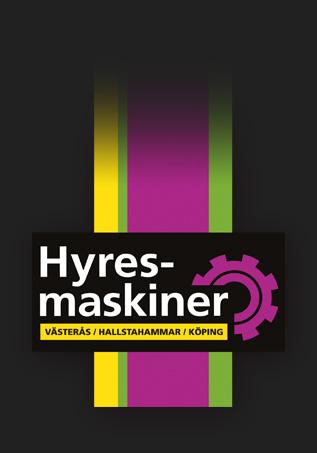 Hyresmaskiner Logo
