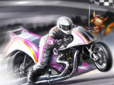 Bike Weekend illustration