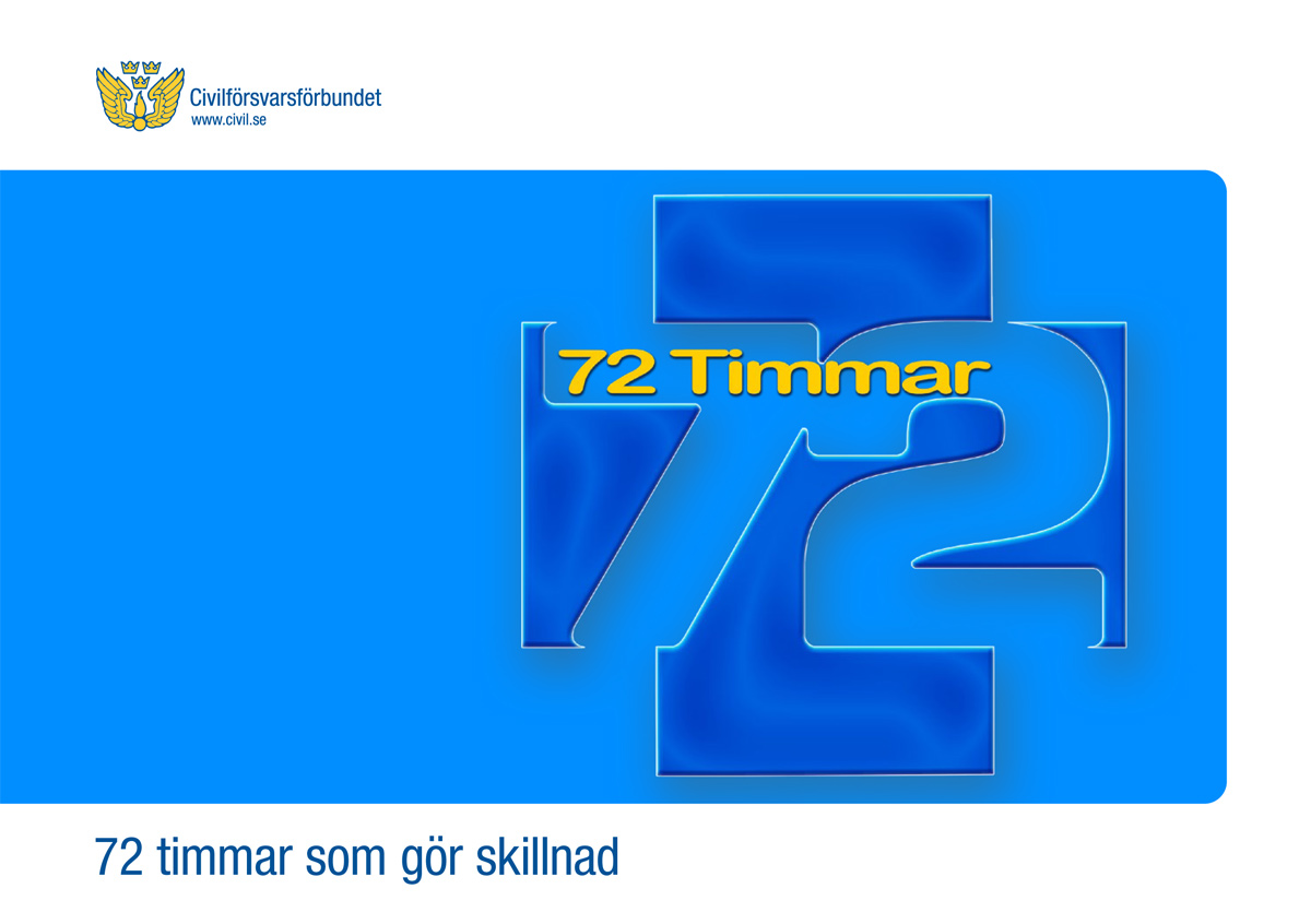 Civilförsvarsförbundet 72 Timmar