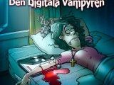 Den digitala Vampyren illustration