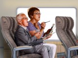 Tåg i Bergslagen 1 illustration