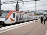 Tåg i Bergslagen Tågtryck hela tåget