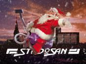 Städosan Jultomte Christmas illustration