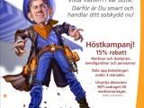 Bennströms Tommy karikatyr illustration