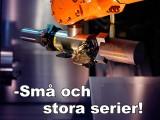 Lisjö Produktion Små och stora serier