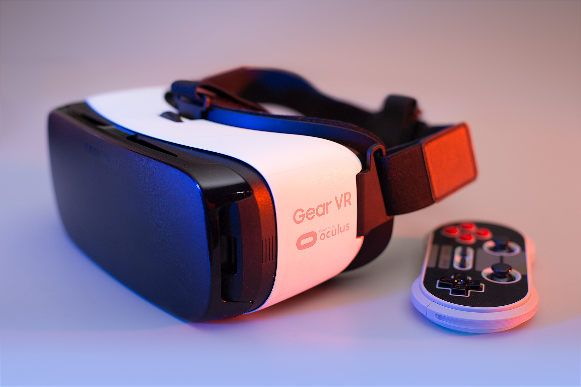 Virtual Reality LAJ Illustration