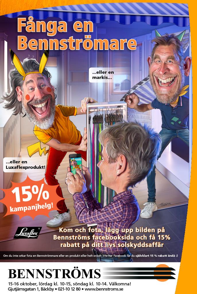 Bennström Campaign