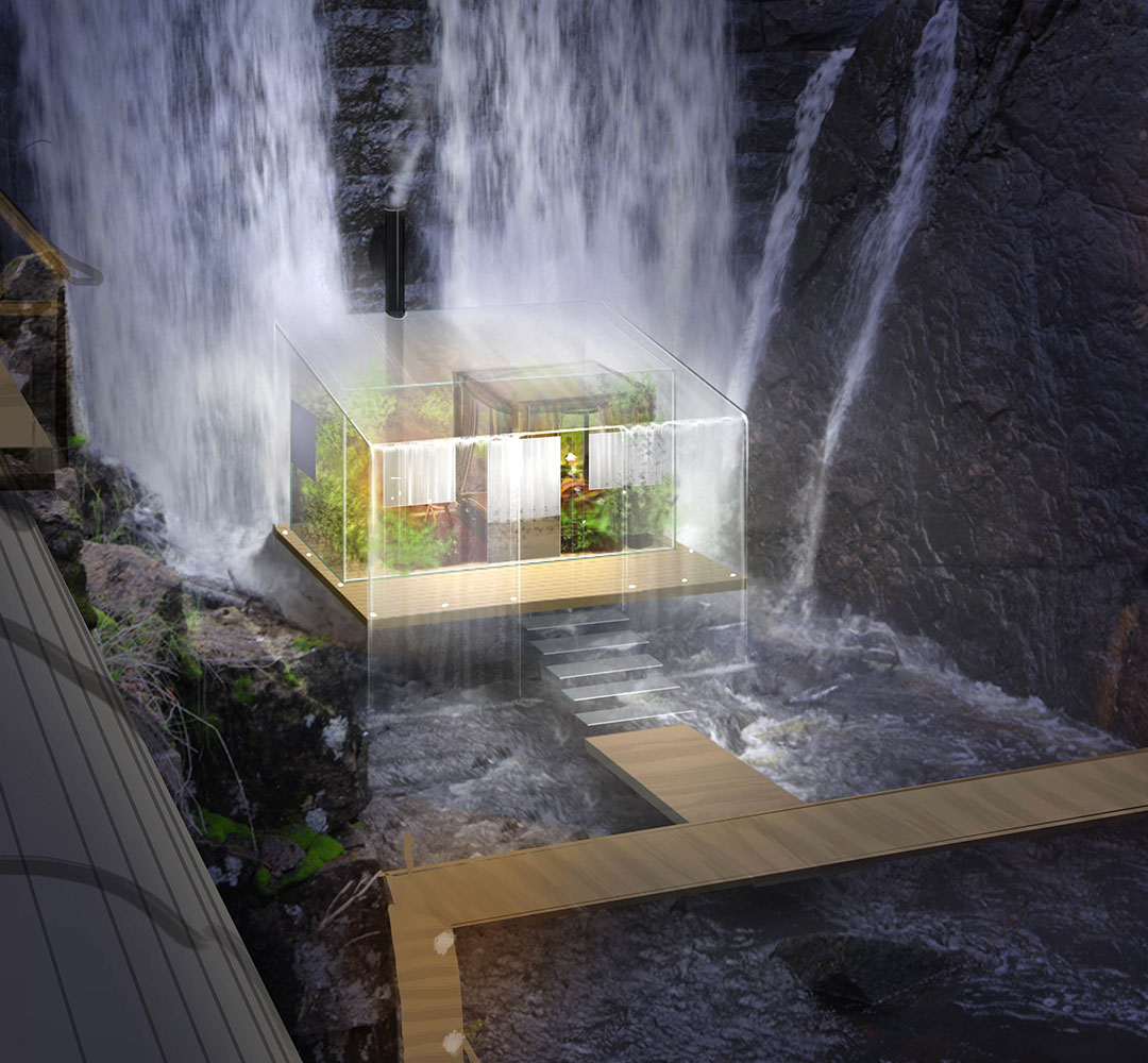 arkitektur-glashotell-laj-illustration