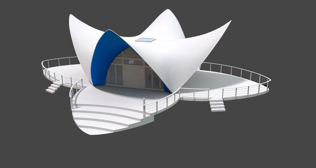case-arkitektur-hotell-kina-genberg-field-tent-roterad-ovan_laj-illustration