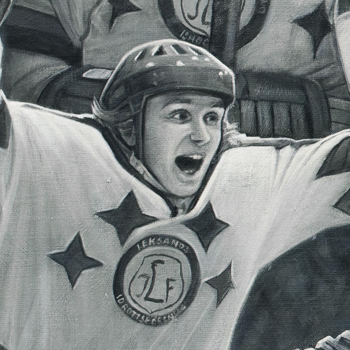 Urklipp 4 av Leksand-Hockey-tavla_skapad på Laj illustration