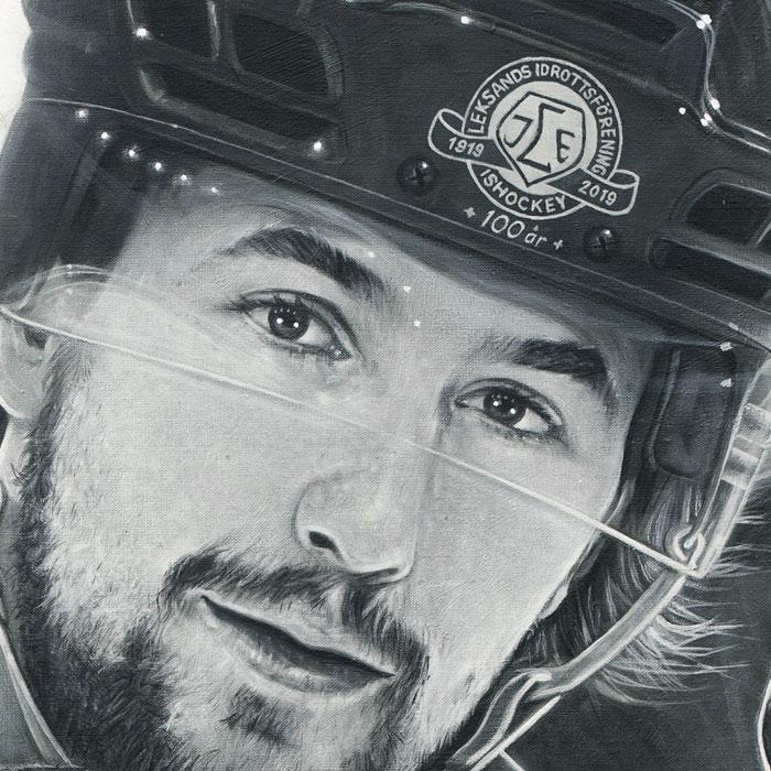 Urklipp 1 av Leksand-Hockey-tavla_skapad på Laj illustration