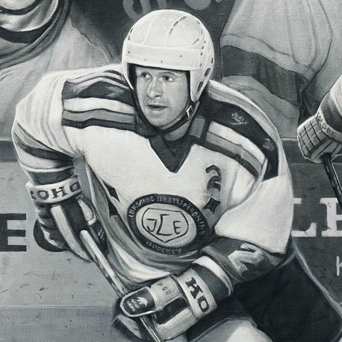 Urklipp 8 av Leksand-Hockey-tavla_skapad på Laj illustration