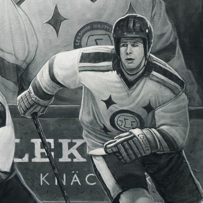 Urklipp 9 av Leksand-Hockey-tavla_skapad på Laj illustration