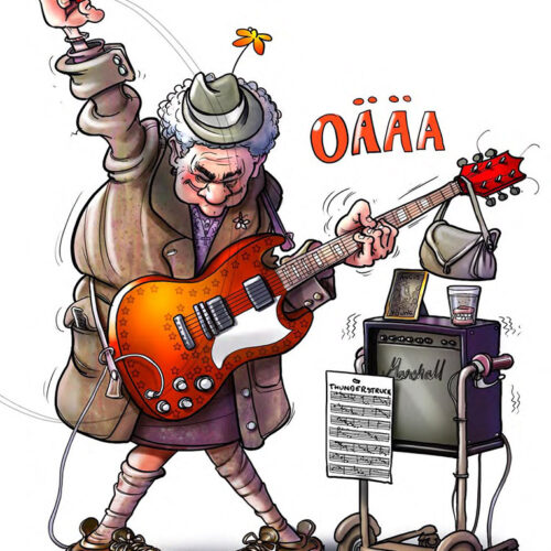 tecknad-illustration_gammal-rocker-1_laj-illustration