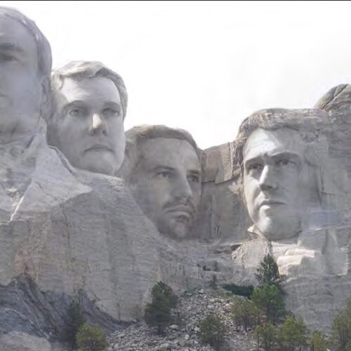 tecknad-illustration_laj-mount-rushmore_laj-illustration